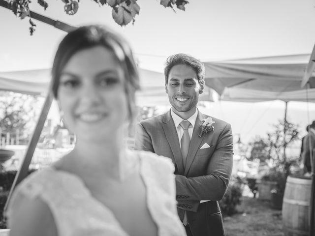 Il matrimonio di Andre e Stefani a Pienza, Siena 82