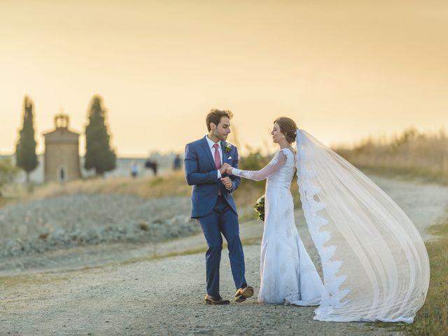 Il matrimonio di Andre e Stefani a Pienza, Siena 84