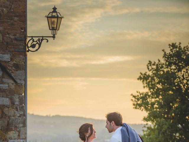 Il matrimonio di Andre e Stefani a Pienza, Siena 90