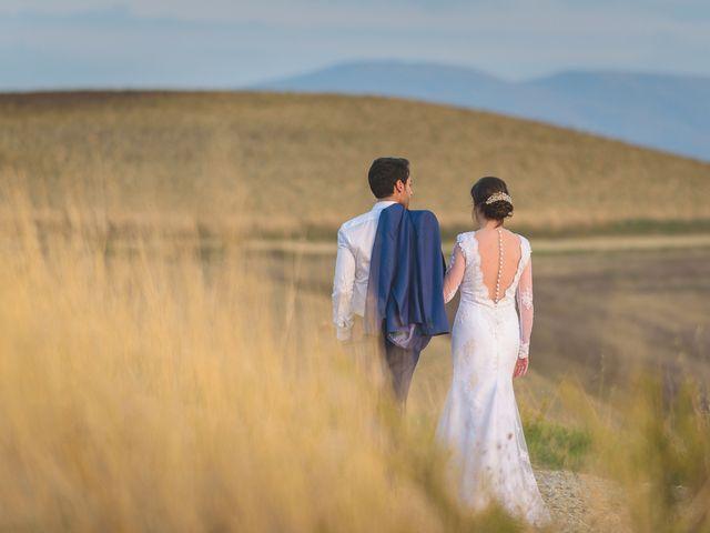 Il matrimonio di Andre e Stefani a Pienza, Siena 92