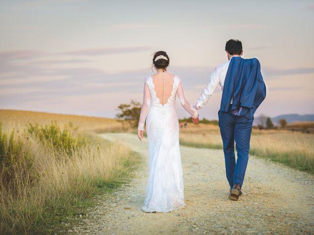 Il matrimonio di Andre e Stefani a Pienza, Siena 94