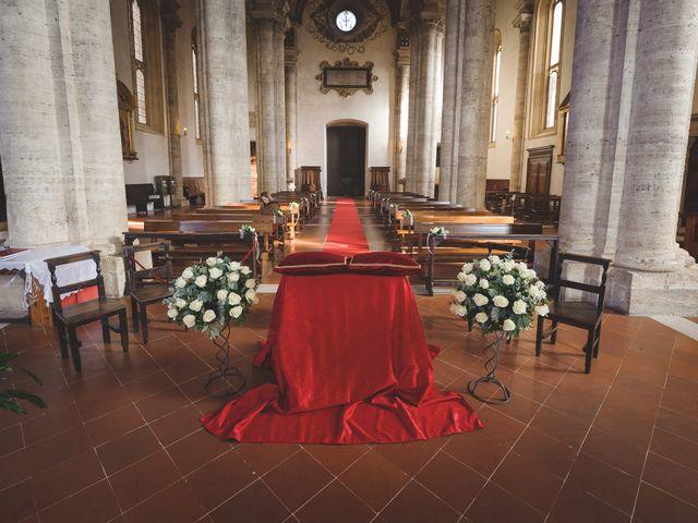 Il matrimonio di Andre e Stefani a Pienza, Siena 95
