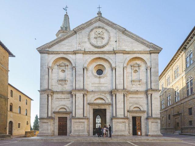 Il matrimonio di Andre e Stefani a Pienza, Siena 97