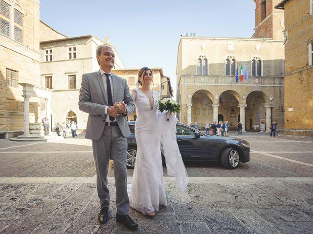 Il matrimonio di Andre e Stefani a Pienza, Siena 99