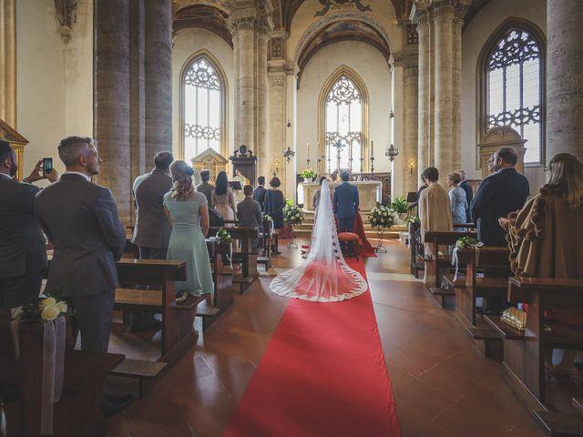 Il matrimonio di Andre e Stefani a Pienza, Siena 102