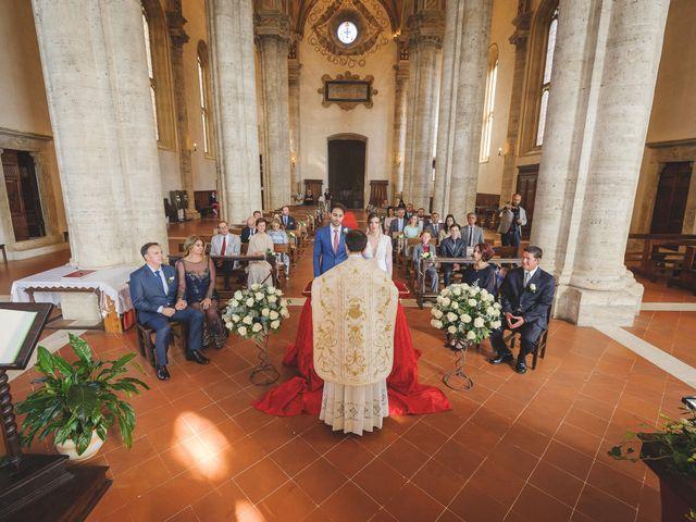 Il matrimonio di Andre e Stefani a Pienza, Siena 103