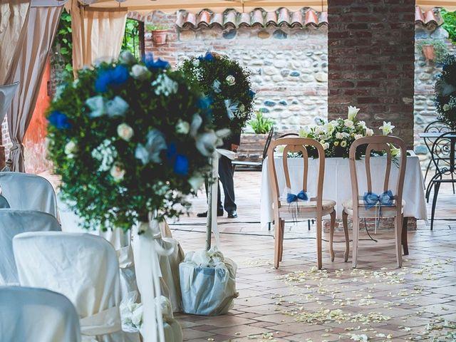 Il matrimonio di Filippo e Valentina a Castagnole Piemonte, Torino 16