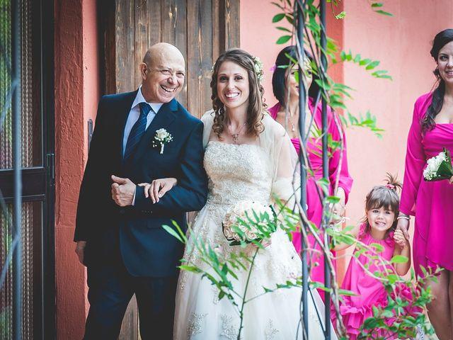 Il matrimonio di Filippo e Valentina a Castagnole Piemonte, Torino 1