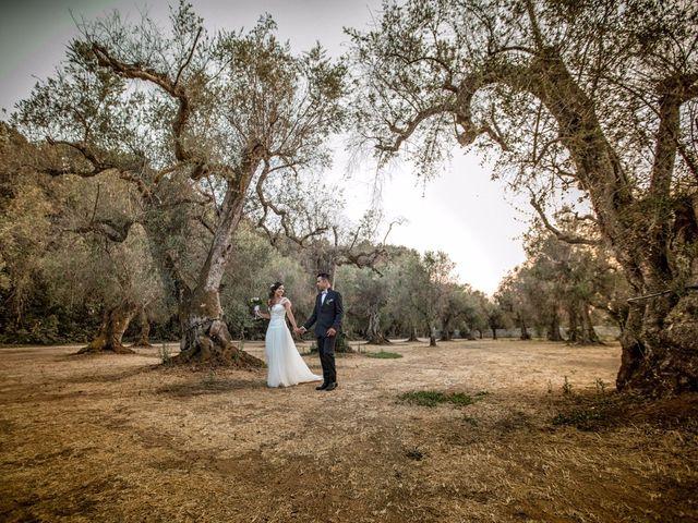 Le nozze di Lorena e Fabrizio
