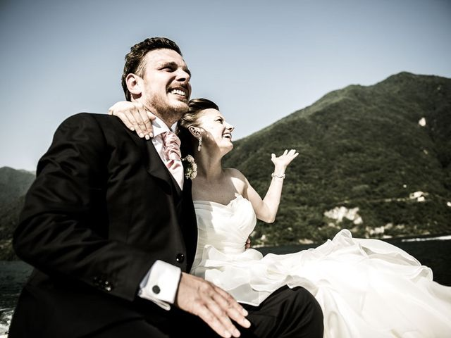 le nozze di Tania e Giovanni