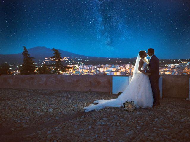 le nozze di Roberta e Biagio