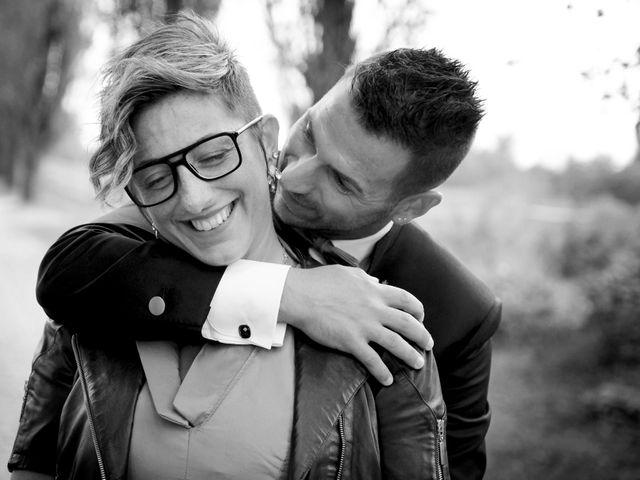 Il matrimonio di Fabio e Augusta a Manerbio, Brescia 11
