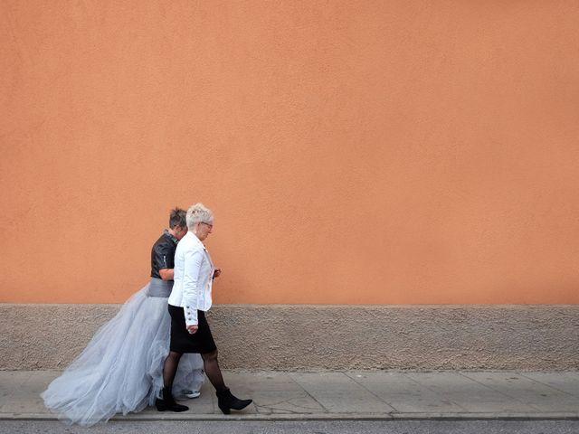 Il matrimonio di Fabio e Augusta a Manerbio, Brescia 5