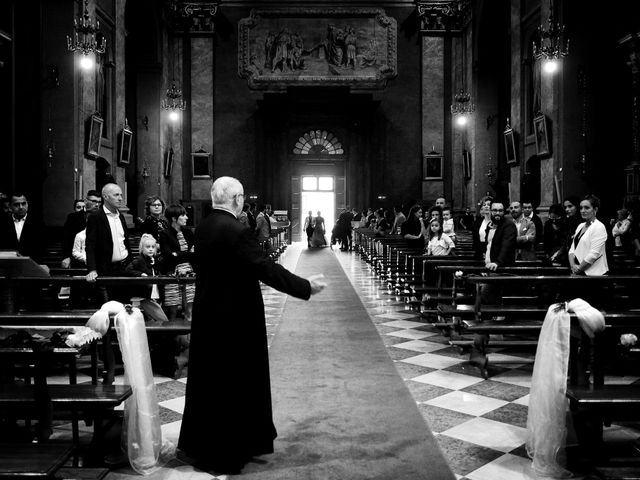 Il matrimonio di Fabio e Augusta a Manerbio, Brescia 7