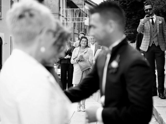 Il matrimonio di Fabio e Augusta a Manerbio, Brescia 6