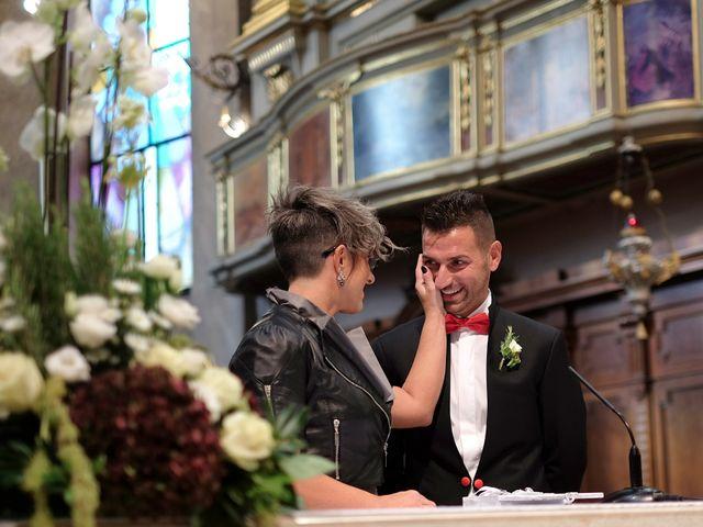 Il matrimonio di Fabio e Augusta a Manerbio, Brescia 21
