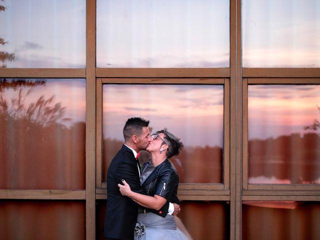 Il matrimonio di Fabio e Augusta a Manerbio, Brescia 25