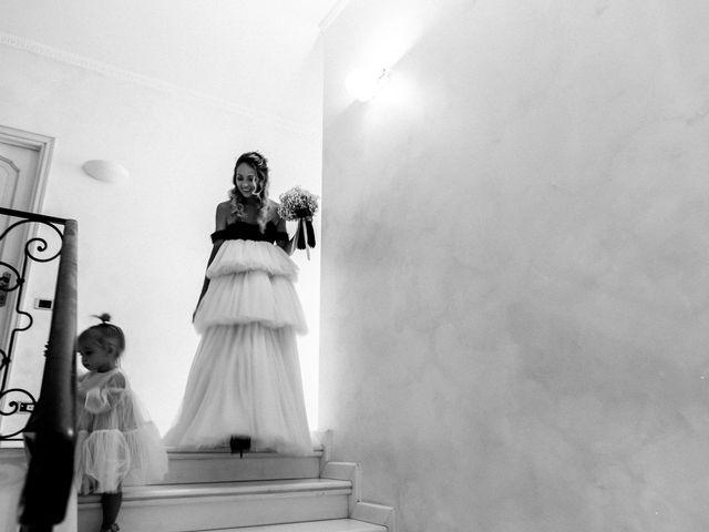 Il matrimonio di Guseppe e Natalia a Magnago, Milano 19