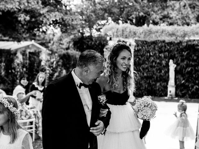 Il matrimonio di Guseppe e Natalia a Magnago, Milano 23