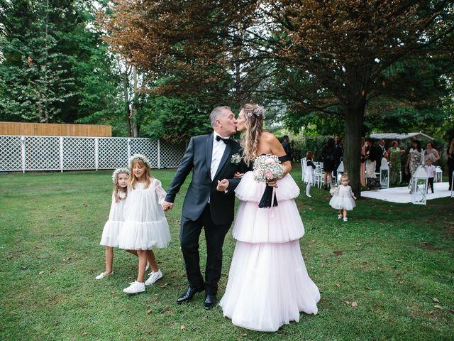 Il matrimonio di Guseppe e Natalia a Magnago, Milano 24