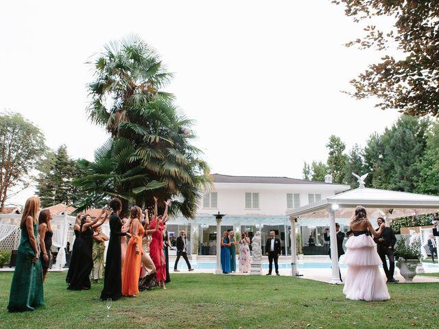 Il matrimonio di Guseppe e Natalia a Magnago, Milano 29