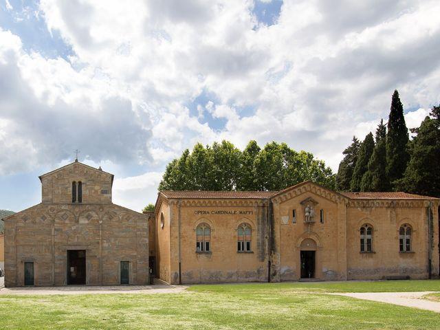 Il matrimonio di Giuseppe e Helga a Vicopisano, Pisa 32