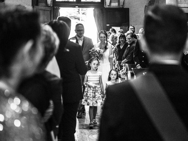 Il matrimonio di Giuseppe e Helga a Vicopisano, Pisa 38