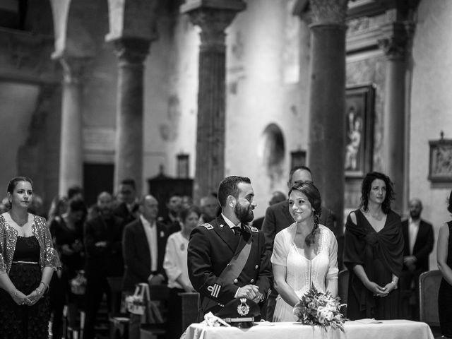 Il matrimonio di Giuseppe e Helga a Vicopisano, Pisa 41