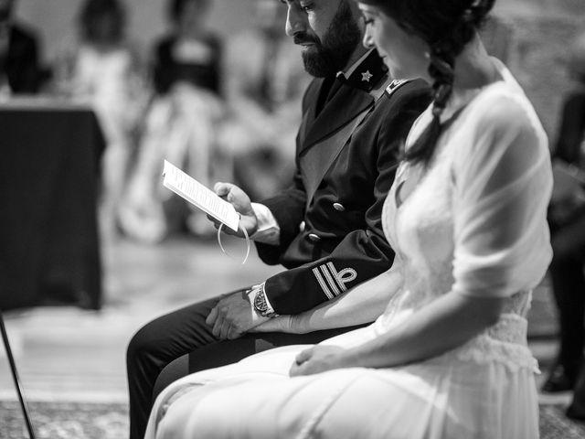 Il matrimonio di Giuseppe e Helga a Vicopisano, Pisa 43