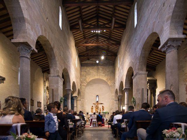 Il matrimonio di Giuseppe e Helga a Vicopisano, Pisa 44