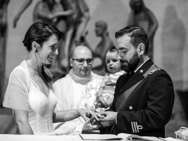 Il matrimonio di Giuseppe e Helga a Vicopisano, Pisa 45