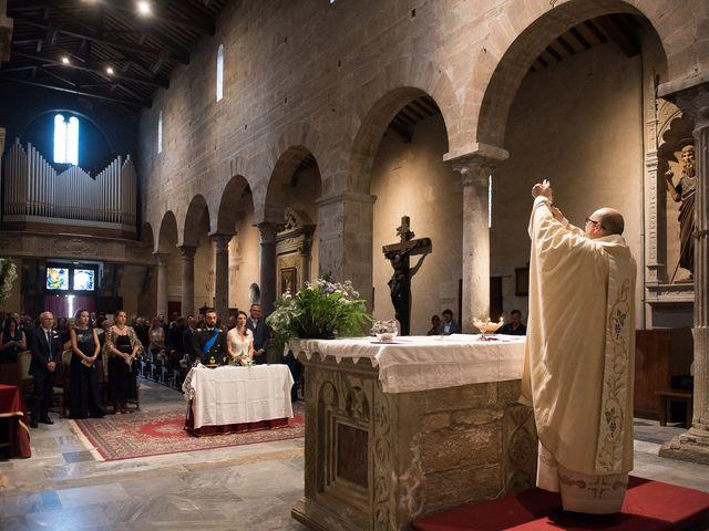Il matrimonio di Giuseppe e Helga a Vicopisano, Pisa 48