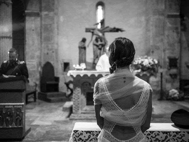 Il matrimonio di Giuseppe e Helga a Vicopisano, Pisa 49