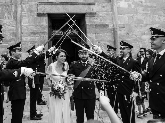 Il matrimonio di Giuseppe e Helga a Vicopisano, Pisa 51