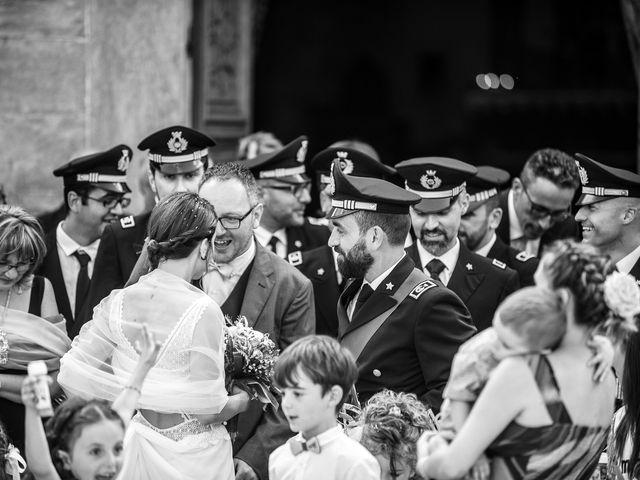 Il matrimonio di Giuseppe e Helga a Vicopisano, Pisa 54