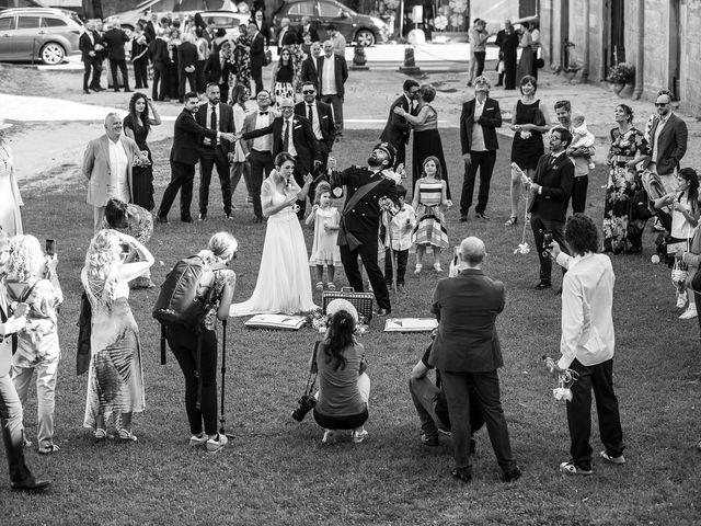 Il matrimonio di Giuseppe e Helga a Vicopisano, Pisa 55