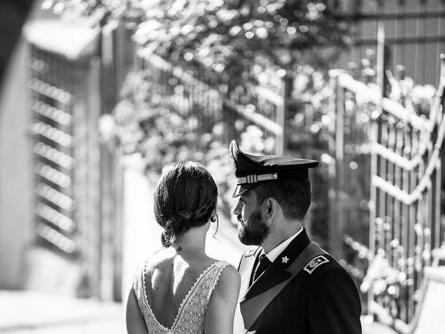 Il matrimonio di Giuseppe e Helga a Vicopisano, Pisa 57
