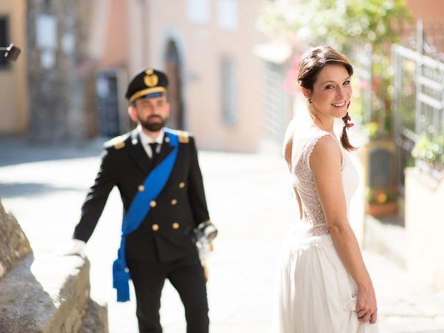 Il matrimonio di Giuseppe e Helga a Vicopisano, Pisa 58