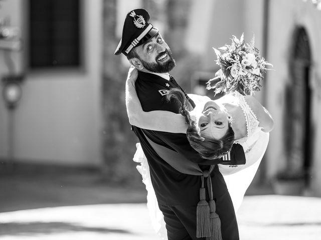 Il matrimonio di Giuseppe e Helga a Vicopisano, Pisa 60
