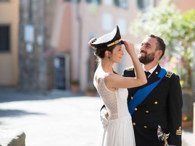 Il matrimonio di Giuseppe e Helga a Vicopisano, Pisa 62