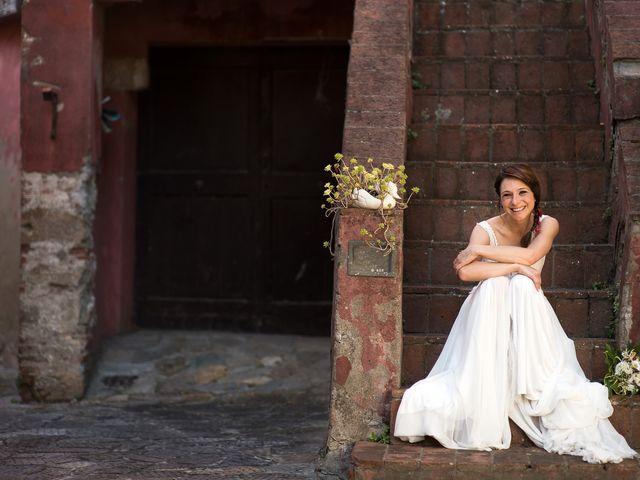 Il matrimonio di Giuseppe e Helga a Vicopisano, Pisa 63