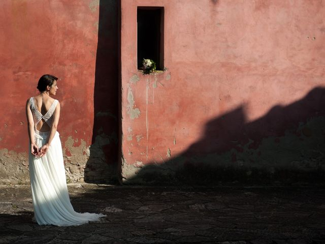 Il matrimonio di Giuseppe e Helga a Vicopisano, Pisa 65