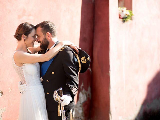 Il matrimonio di Giuseppe e Helga a Vicopisano, Pisa 66