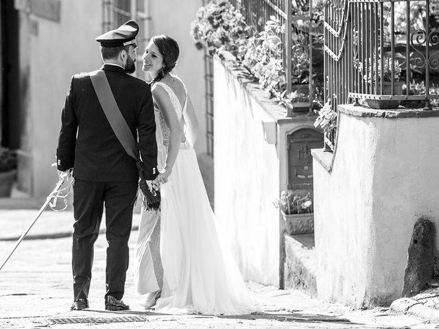 Il matrimonio di Giuseppe e Helga a Vicopisano, Pisa 69