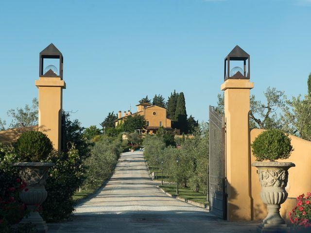Il matrimonio di Giuseppe e Helga a Vicopisano, Pisa 73