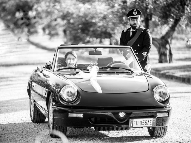 Il matrimonio di Giuseppe e Helga a Vicopisano, Pisa 83
