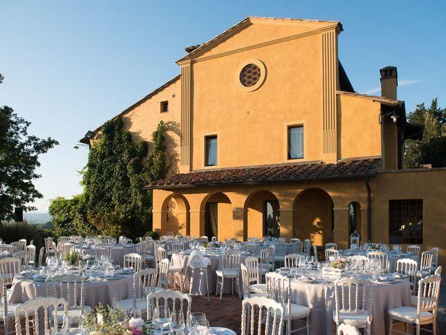 Il matrimonio di Giuseppe e Helga a Vicopisano, Pisa 85
