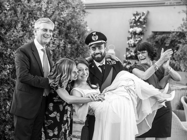 Il matrimonio di Giuseppe e Helga a Vicopisano, Pisa 93