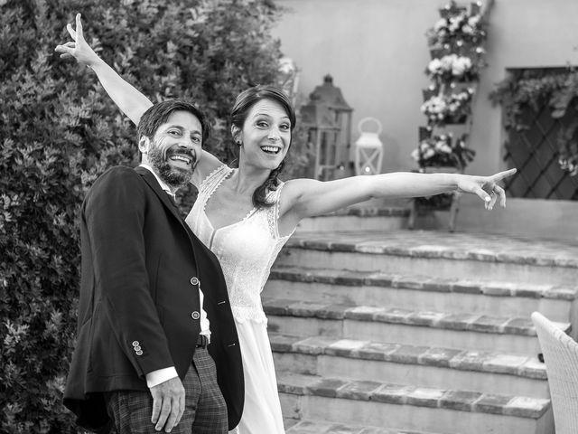 Il matrimonio di Giuseppe e Helga a Vicopisano, Pisa 94