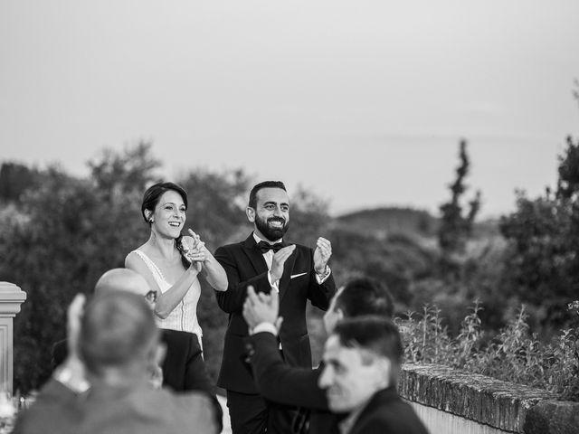 Il matrimonio di Giuseppe e Helga a Vicopisano, Pisa 99
